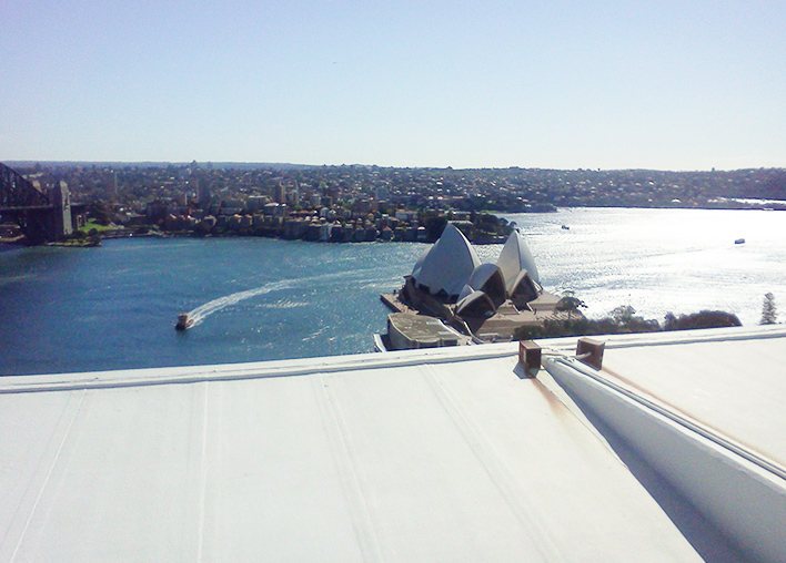 abseiling window cleaning sydney